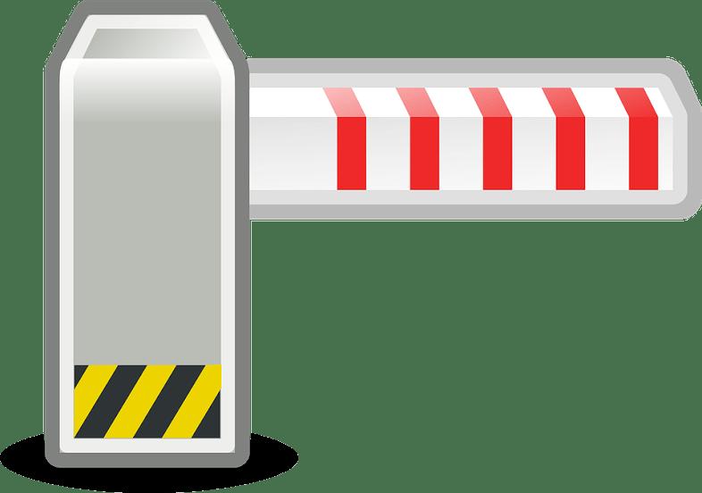 bariery taśmowe