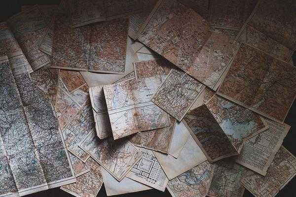 szafy na mapy