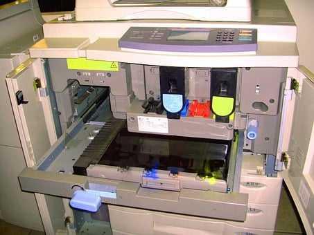 dzierżawa drukarek